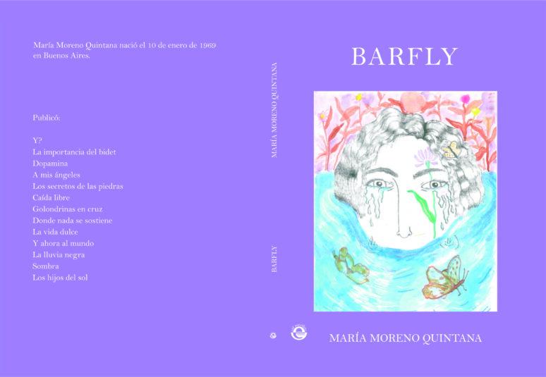 imagen de tapa del libro Barfly e Maria Moreno Quintana